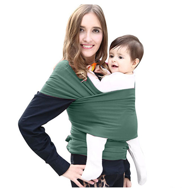 Kangaroo Baby Carrier Wrap Sling For Newborns Soft Infant Front