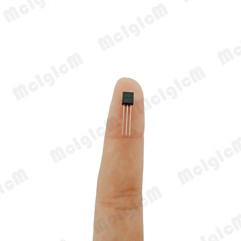 MCIGICM 5000pcs A1015 2SA1015 in-line triode  transistor TO-92 0.15A 50V PNP Original new