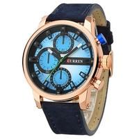 2017 Mens Watches Top Brand Luxury Famous Quartz Watch Men Wristwatches Male Clock Wrist Watch Quartz