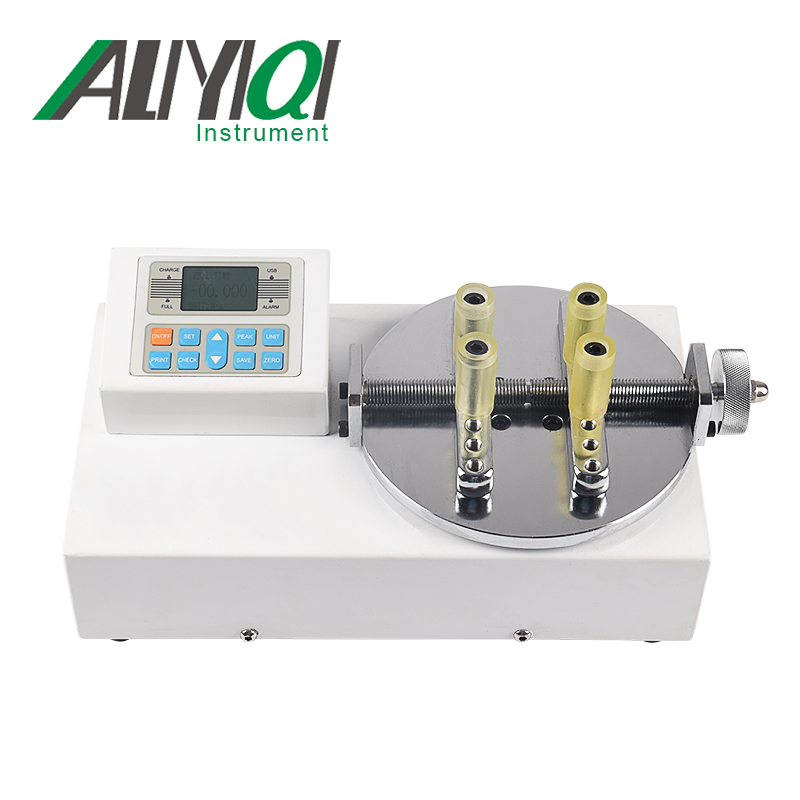 Digital bottle cap torque meter (ANL WP3) without printer