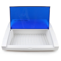 GXZ Towel Disinfecting Cabinet Beauty Tool UV Sterilizer Beauty Clothes Nails Tool Disinfection Box