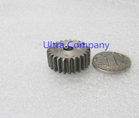 Spur Gear Pinion 25T Mod 1 M 1 Width 10mm Bore 6mm Right Teeth 45 Steel
