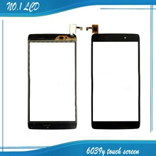 4.7″ For Alcatel One Touch Idol 3 OT6039 6039 6039Y Touch Screen Glass Digitizer Spare Parts, Black Color&Free Shipping