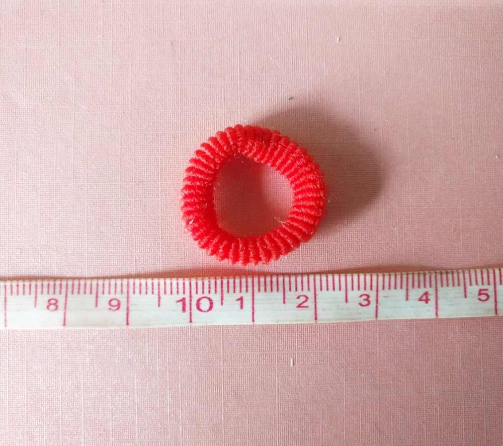 Venta al por mayor 100 unids/lote coloridos sujetadores de pelo para niños Linda cinta para el pelo de goma accesorios elásticos dijes para niña lazo de goma