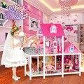 Игрушка кукла дом Вилла большой бокс-сет принцесса мечта девушки кукла игрушки подарок игрушки для девочек