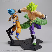 BANDAI Dragon Ball Z Ultra Instinct Broli Goku PVC Action Figure Model Kid Dolls Figure Collectible Toy
