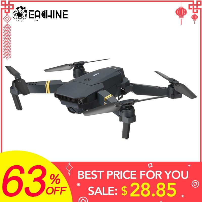 Eachine E58 WIFI FPV Mit Weitwinkel HD Kamera Hohe Halten Modus Faltbare Arm RC Drone Quadcopter RTF