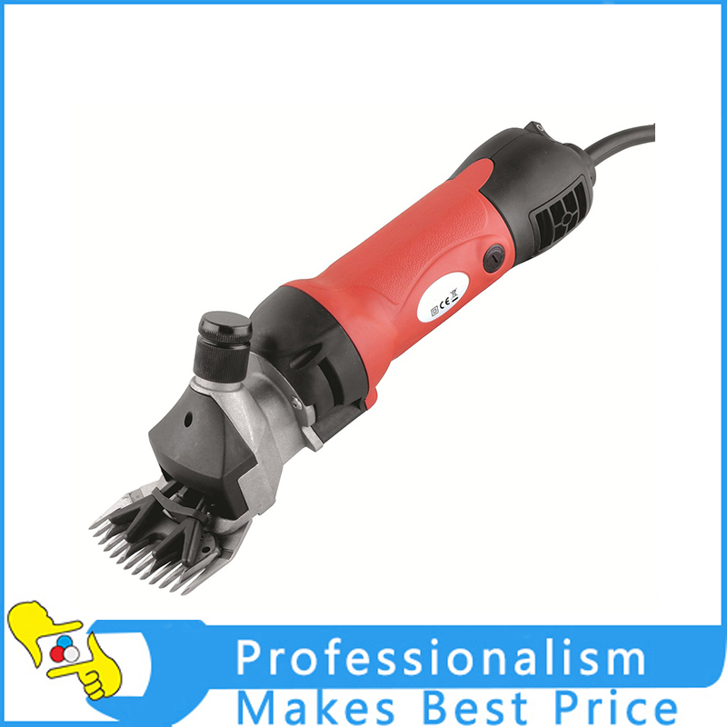350W Electric Sheep Professional Electric Sheep Goats Shears Shearing Clipper Electric Shearing Machine 220V new 680w sheep wool clipper electric sheep goats shearing clipper shears 1 set 13 straight tooth blade comb