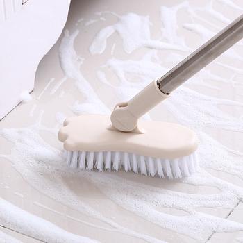 Vanzlife łazienka szczotki z długim uchwytem szczotki do szorowania szczotki do kąpieli wc płytki ceramiczne szczotki do czyszczenia tanie i dobre opinie CN (pochodzenie) Instrument muzyczny szczotka Ręcznie Podłogi Ekologiczne