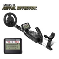 Underground Metal Detector MD 3500 Upgraded Hobby In Treasure Hunting Detector