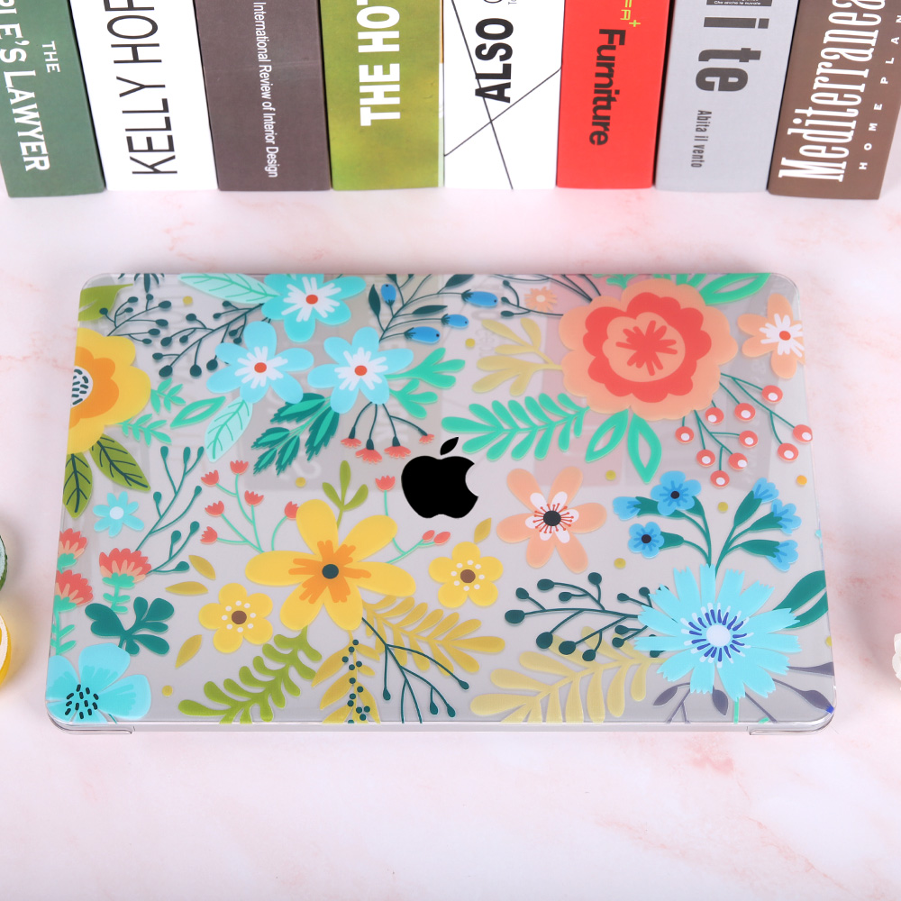 Floral Case for MacBook 141