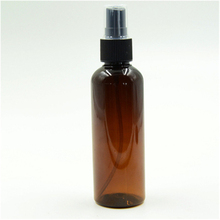 1pc/lot 100ml Plastic Spray Bottles with Fine Mist Sprayer refillable cosmetic bottle Toner spray 4 colors reuse bottles