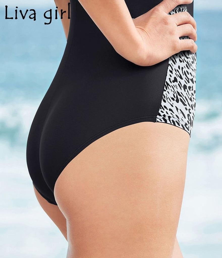 One-Piece Padded Brazilian Push-Up Swimsuit 4