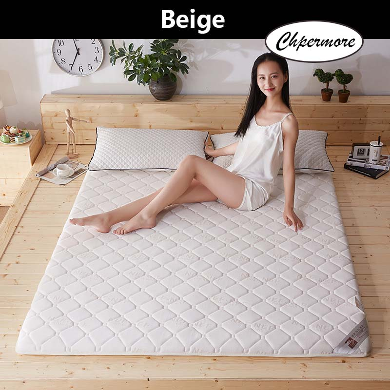 Chpermore high quality Memory Foam Mattress Thicken Keep warm Tatami Foldable Slow rebound Mattresses Bedspreads King Queen Size