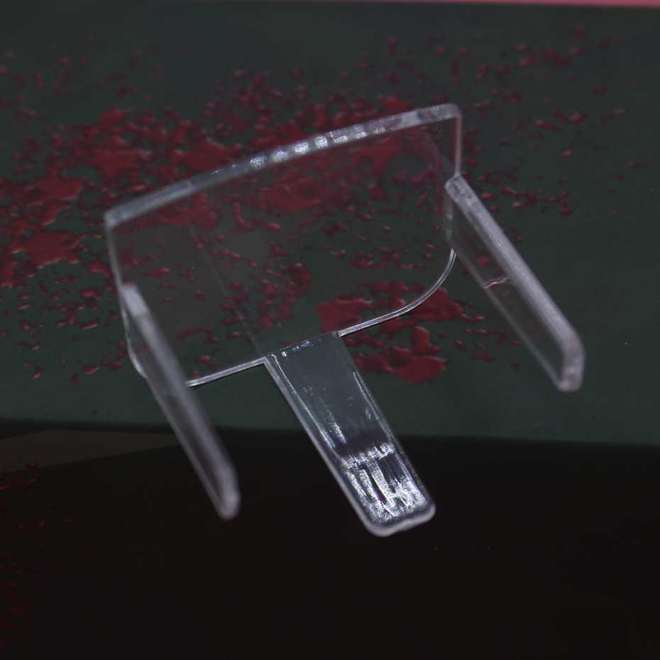Airsoft Berburu Anti Peluru Pelindung Lensa Lipat untuk Eotech 551 552 553 556 557 Ruang Lingkup Red Dot Sight