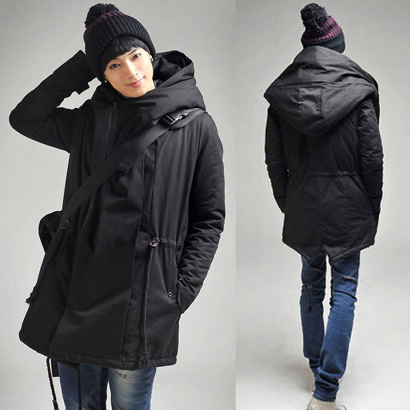 Online Get Cheap Mens Long Padded Winter Coats -Aliexpress.com ...