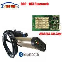 New Arrival 2013 03 Version TCS CDP OKI M6636B OKI Chip Bluetooth For Cars Trucks CDP