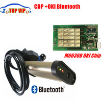 New Arrival 2013 03 Version TCS CDP OKI M6636B OKI Chip Bluetooth For Cars Trucks CDP