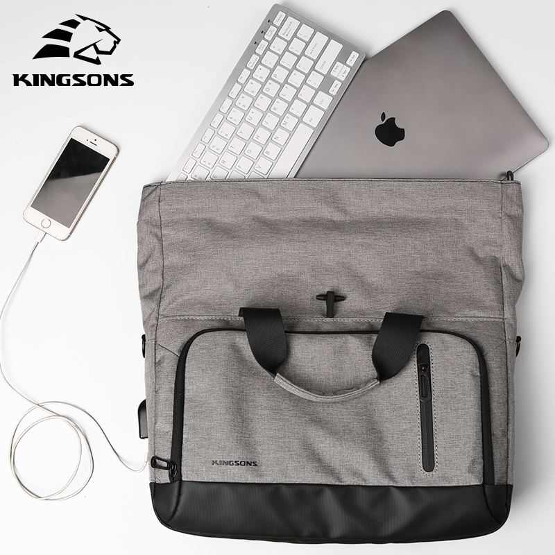 kingsons-genuine-nylon-bag-business-men-bags-laptop-tote-briefcases-crossbody-bags-shoulder-handbag-men's-messenger-bag