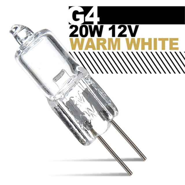 10pcs mini g4 led lamp light dc 12v 20w g4 led bulb led g4