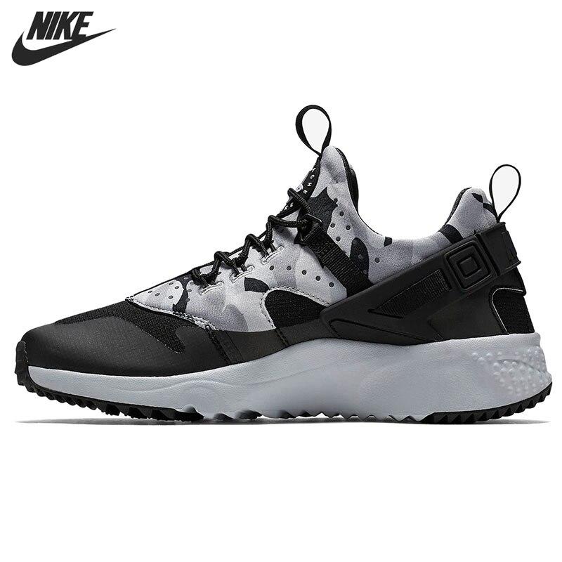 Dorigine NIKE AIR HUARACHE des UTILITAIRES Hommes Planche À Roulettes Chaussures Sneakers(China