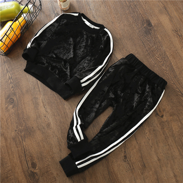 Velvet Track Suit