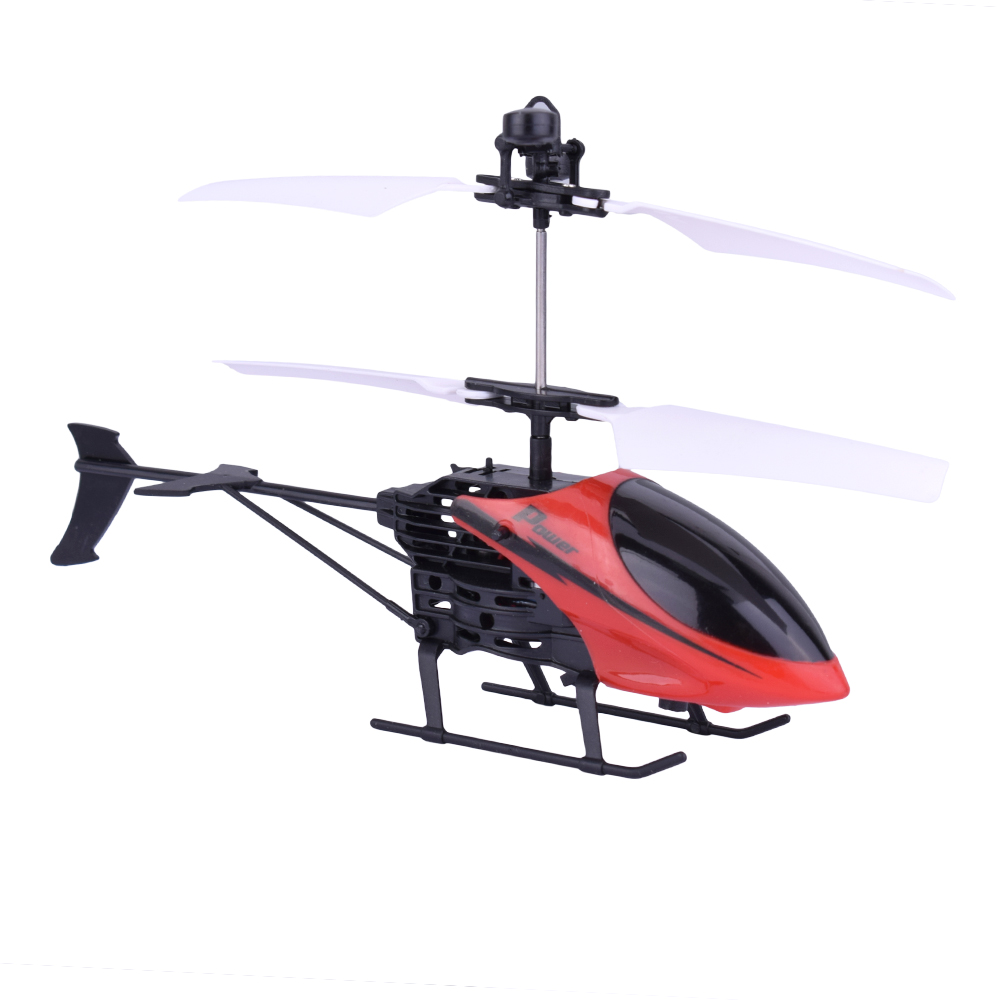 D715 Helicopter with Red