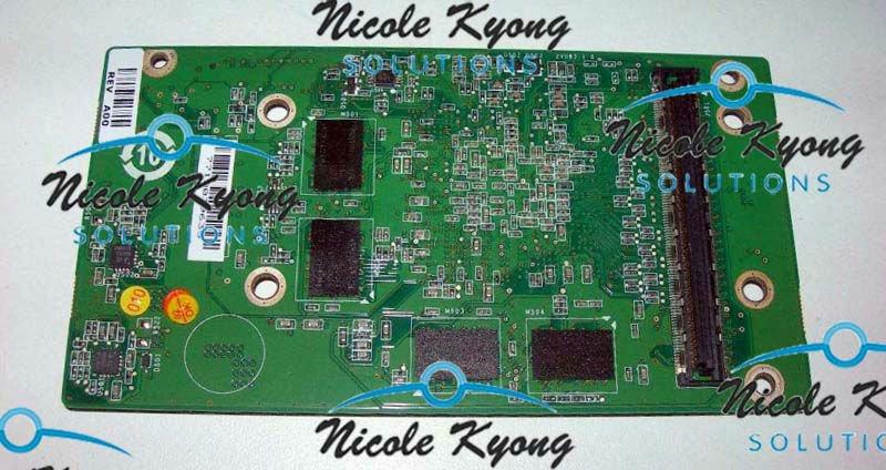 Heatsink Dell Inspiron 1720 Dy445 256mb Nvidia Video Graphic Card