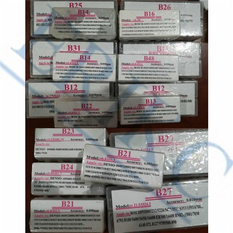 ERIKC Iniettore Regolare Spessori 1000 PZ B11 B12 B13 B14 B16 B22 B25 B26 B31 B48 B21 B23 B24 B27 Diesel Kit Guarnizione Rondella Per Bosch