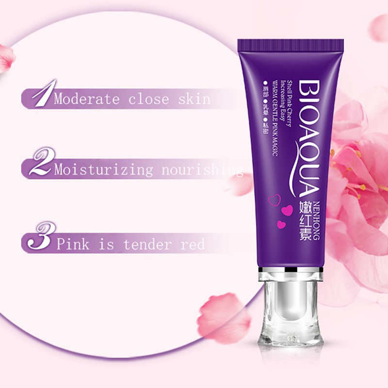 Gel Lips Whitening Areola Body Care Cream Tender Pink Body Skin Care Cream Girl Private Parts Underarm Armpit Whitening