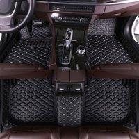 xiaobaishu custom car floor mats for honda city 2008 2009 2010 2011 2012 2013 2014 2015 2016 2017 2018 auto accessories car mats