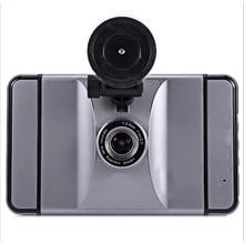 7 дюймов Android 4,4 Автомобильный видеорегистратор Камера емкостный Экран Hd 1080P Bluetooth Wifi Mp4 мультимедийный плеер Gps навигатор