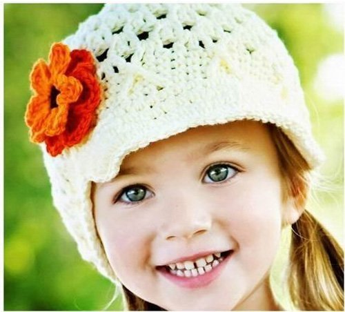 New Arrival! 30pcs/lot Handmade Crochet Baby  Hats,Kids Knitting Hats/Beanies,Christmas Hats Caps,EMS Free Shipping!