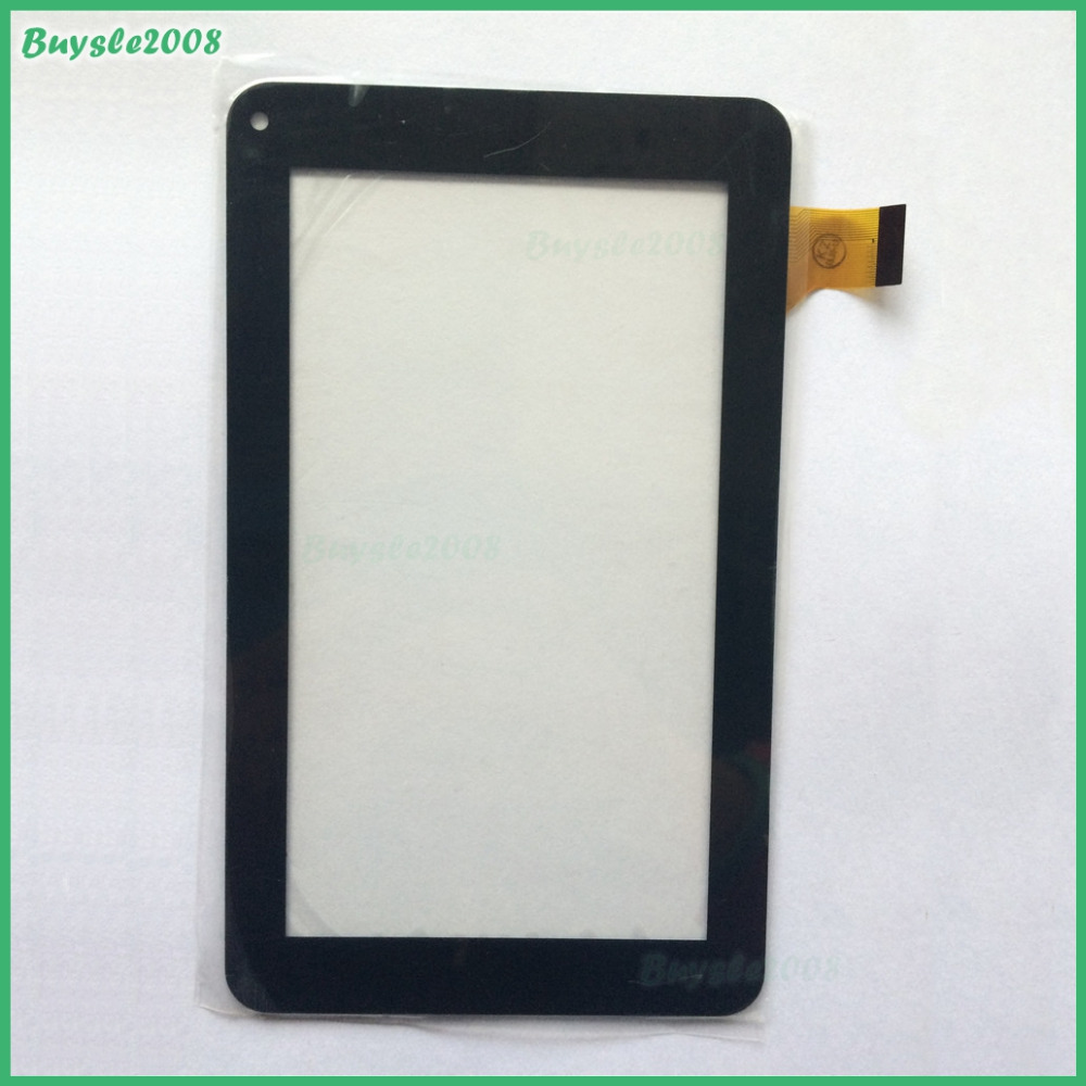 For Roverpad sky S7 WIFI Tablet Capacitive Touch Screen 7 inch PC Touch Panel Digitizer Glass skyS7  MID Sensor Free Shipping for hsctp 852b 8 v0 tablet capacitive touch screen 8 inch pc touch panel digitizer glass mid sensor free shipping