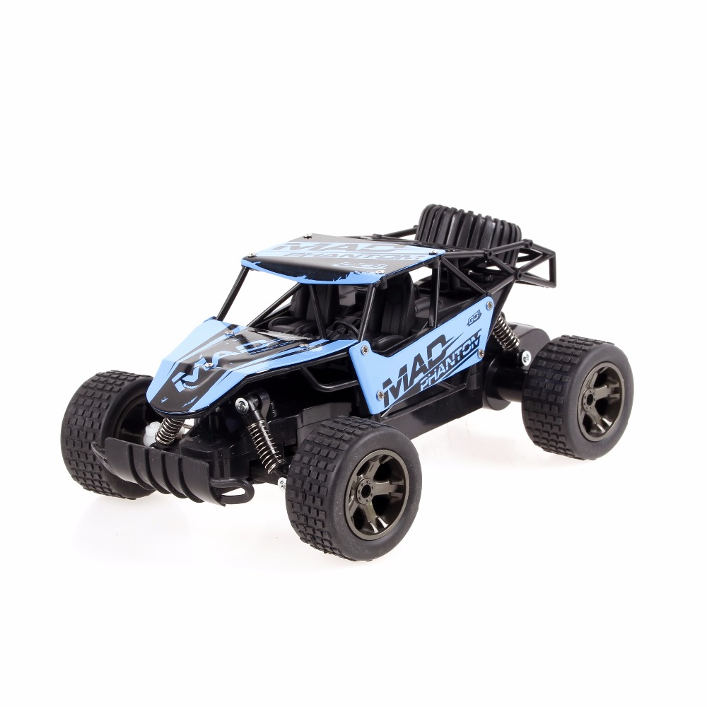 2016 Yeni Boys RC Araba Elektrikli Oyuncaklar Uzaktan Kumanda Araba 2WD mil Sürücü Kamyon Yüksek Hızlı Controle Remoto Dirt Bike Sürüklenme Araba