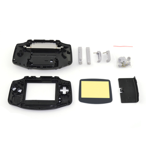 Image 4 - 12 Colors High quality replacement housing case Shell Pack Cover for Gameboy Advance for GBA Console