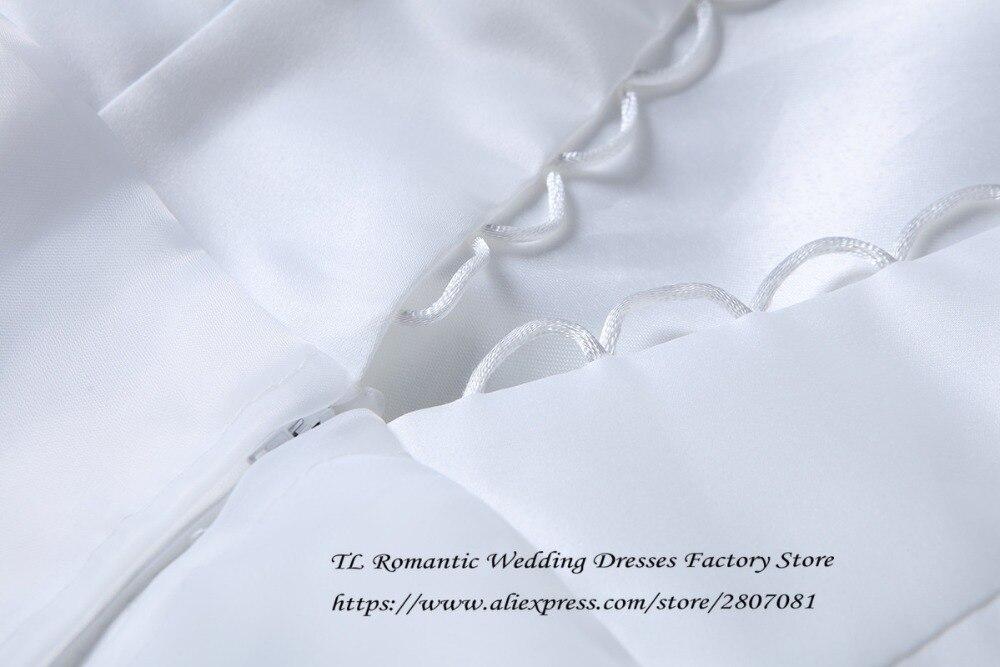 Vestidos de noiva plus size, foto real,