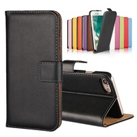 Royal Court Flower Vetical Flip Leather Case For IPhone 5 5S