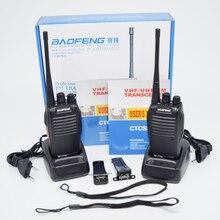 2 ШТ. Baofeng BF-777 Портативной Рации Портативные Двухстороннее Радио Handheld UHF400.00-470.00 МГц Высокое Качество CB Радио