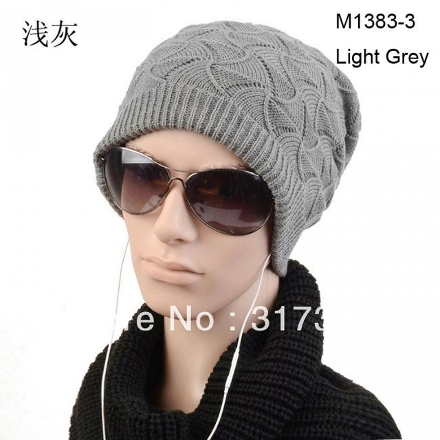 Wholesale 2014 COOL Designer Men Beanies Women Winter Hat Knitting Oversize Beanie Cap Mens Autumn Skull Caps Womens Spring Hats