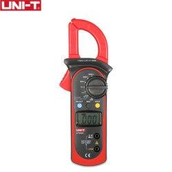 UNI-T UT202A 400-600A pinza de corriente Ditgital medidores herramienta de diagnóstico probador de capacitancia NCV prueba multímetro de CA CC