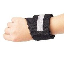1 пара Перчатки для фитнеса крюк для занятий тяжелой атлетикой тренировочные Захваты в тренажерном зале ремни поддержка запястья силовые подъемные гантели, крюк