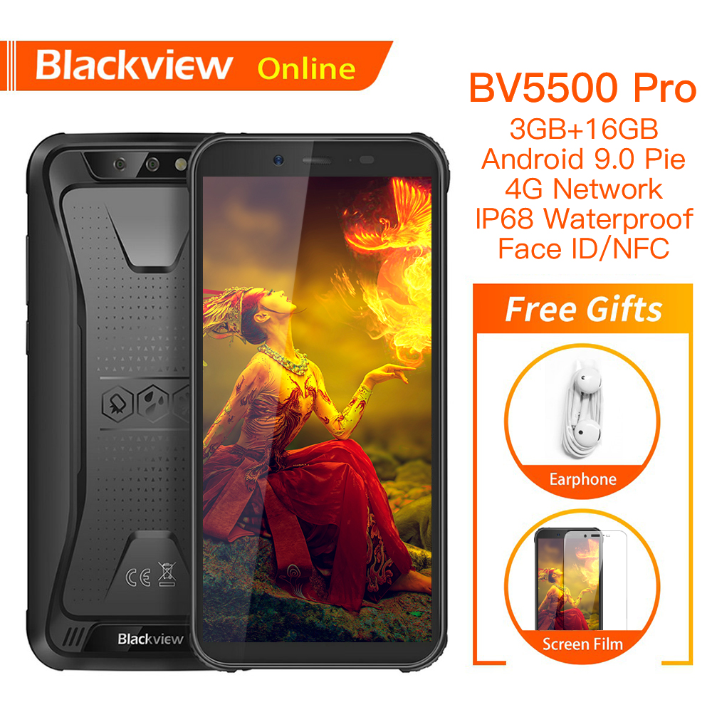 Blackview BV5500 Pro Original IP68 Waterproof 5.5