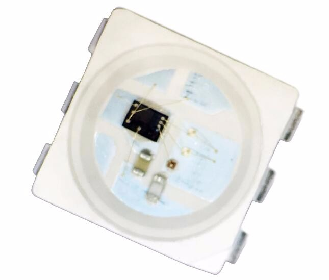 WS2813B Led Bead;Intelligent Control Integrated 5050 RGB LED Light Source;one Pixel Damaged Not Affect The Other LEDs'working