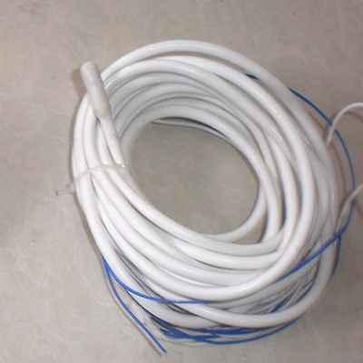 1 medidor 220-230 v impermeável silicone isolado aquecedor fio unfreezer para dreno-tubulação