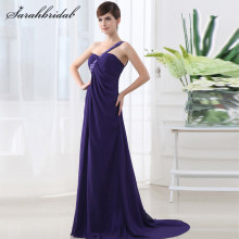 long One Shoulder Prom Dresses