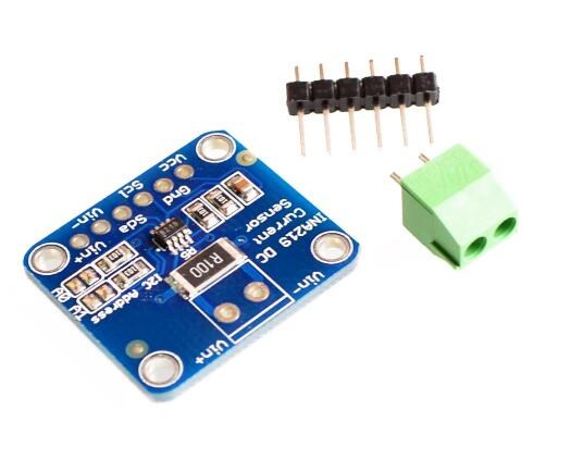 INA219 I2C Current Power Supply Monitoring Sensor
