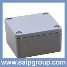 SP-AG-FA1 New Electronic Junction IP67 Enclosure Waterproof Aluminum box 64*58*35mm(2.52″x2.28″x2.38″)