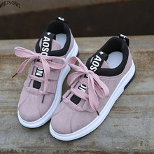 WHOSONG Spring New Designer Wedges Pink Platform Sneakers Women Vulcanize Shoes Tenis Feminino Casual Female Shoes Woman M222 цена в Москве и Питере
