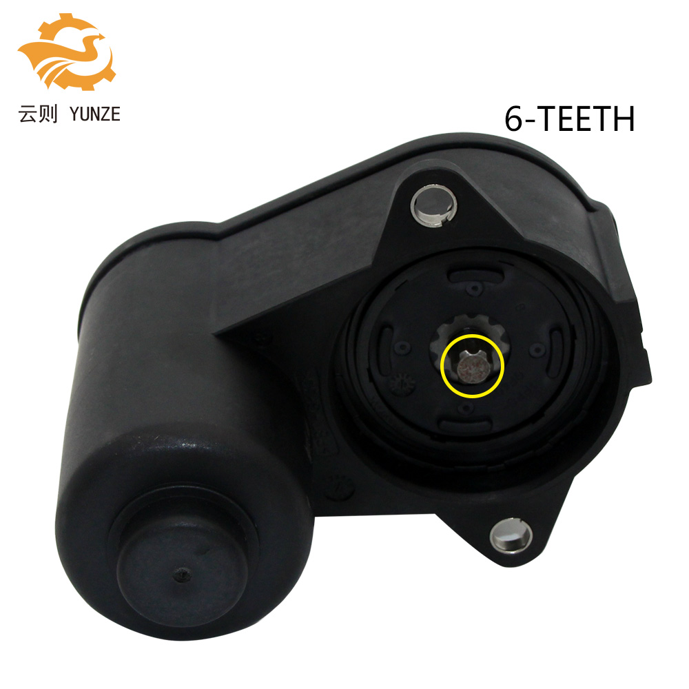 PBC-001 6TORX TEETH ELECTRIC SERVO PARKING BRAKE CALIPER MOTOR FOR VW B6 AUDI OE 3C0998281A 3C0998281B 32330208 3C0998281